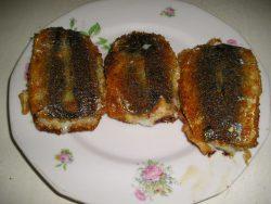 Sardines au roquefort