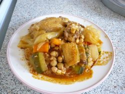 Couscous simple